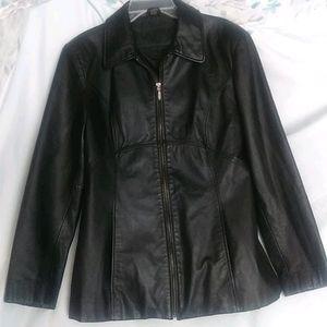 Jacqueline Ferrar Women's Leather Jacket